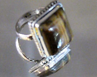 Oriental Ring Silver 925