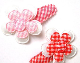 """Hair clip for baby & girl """"KATIE"""" - french Baby Hair Clip"""