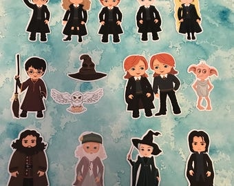 wizard Die cuts