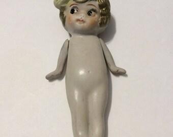 Frozen Charlotte doll