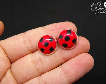 how to make miraculous earings