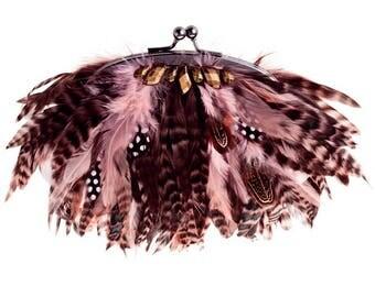 Sarah Hand Bag Pink