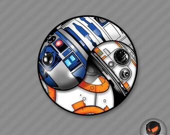 Dao Droids (Sticker)