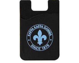 Kappa Kappa Gamma Wallet for Cell Phones