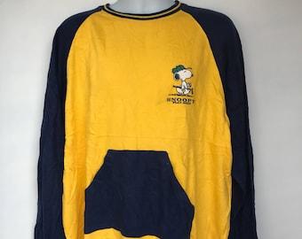 Peanuts snoopy sweatshirt