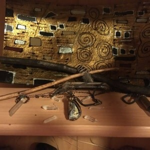 Buyer photo Mandy Riggle, who reviewed this item with the Etsy app for iPhone.