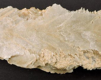 Fishtail selenite from Cyprus