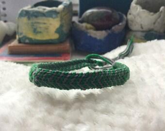 Harry Potter Slytherin house bracelet