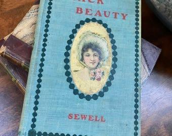 Black Beauty Antique Book