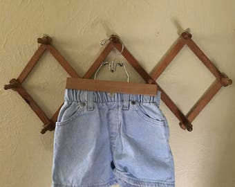 Riders light denim shorts