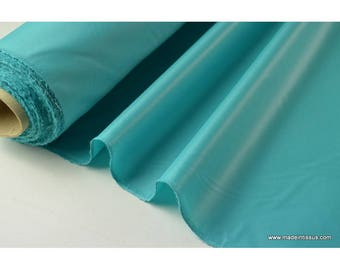 Water repellent for umbrella x50cm turquoise polyester fabric