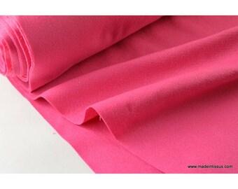 Feutrine fuchsia polyester pour loisirs créatifs x50cm