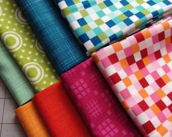 Sale - Warm Colors, Cool Colors from RJR Fabrics