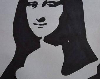 """mona lisa """"Mona Lisa"""" designs"""