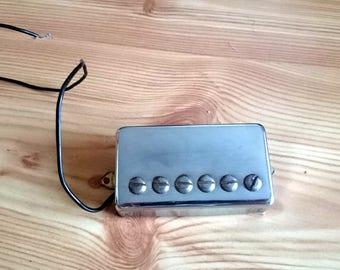 Vintage electric guitar pickup P90 type