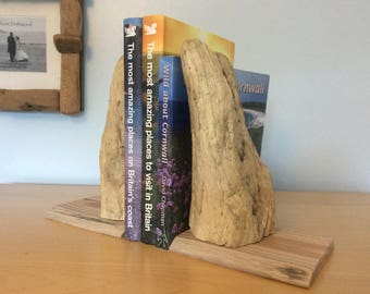 Driftwood Bookends 1