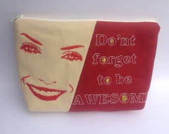 Make-up bag/cosmetics bag