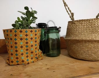 Fabric basket/basket