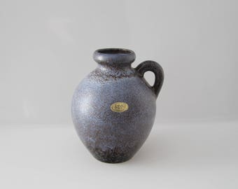 Lovely vase by Jopeko -  West German Pottery - Fat Lava WGP
