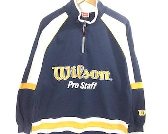 Vintage Wilson Prostaff Large Sweatshirt