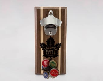 Toronto Maple Leafs Magnetic Bottle Opener