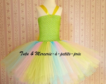 "on sale 35 instead of 42.Robe tutu ""Tangy Sorbet"" model possible in 2 to 6 years"