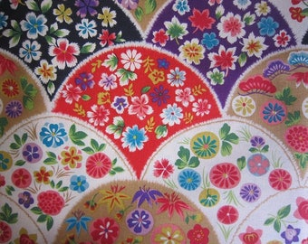 New!! KOKKA cotton 110cm x7m made in Japan tiny flowers