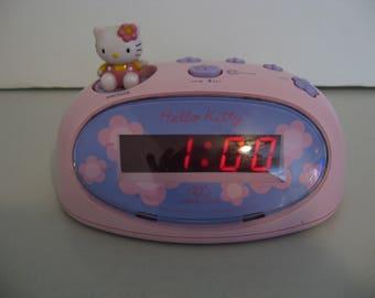 Hello Kitty LED Digital Alarm Clock
