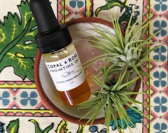 Copal & Rose Anointing Oil