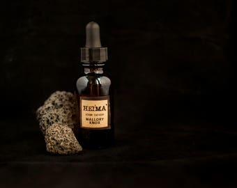 Serum hair MALLORY KNOX - lime, raspberry, coconut - Coconut, lime, black raspberry Hair Serum Split end repair