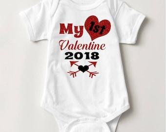 1st Valentine Bodysuit