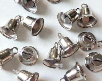 24 Silver Wedding Bells