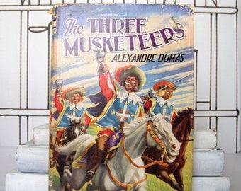 The Three Musketeers by Alexandre Dumas (Vintage, Adventure)