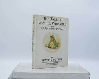 The Tale of Samuel Whiskers by Beatrix Potter (Vintage)