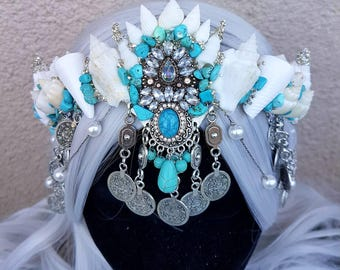 Aegean Gypsy Crown