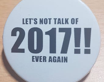 "The ""2017!!"" Badge!!"