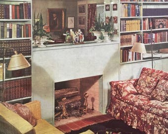 Better Homes and Gardens Magazine, Vintage Magazine, 1938 Magazine, Vintage Better Homes and Gardens