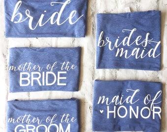 Bachelorette Party Shirts, Bridesmaid Tanks, Bridesmaids Shirts, Brides Babe, Bride Shirt, Bachelorette Shirts, Bachelorette Tanks