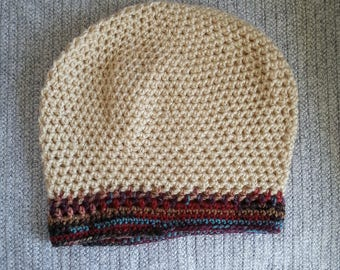 Beachy Slouch Hat
