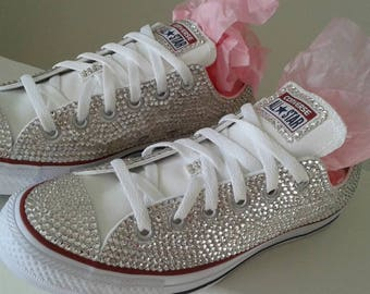 Swarovski Converse All Star