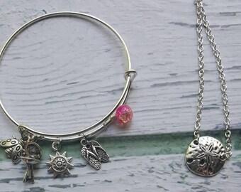 Summer Breeze Jewelry Set