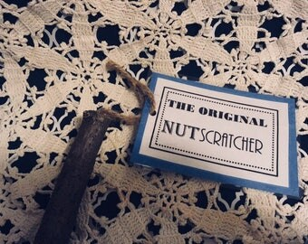The Original Nut Scratcher -GAG Gift