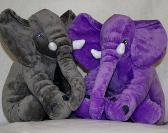 Newborn Photography Props, Baby Props, Elephant Photography Props, Soft Cuddly Elephant, Free Shipping, Photography Accessories,