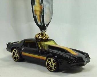 1981 Chevy Camaro  Ornament - FREE SHIPPING - Christmas Ornament