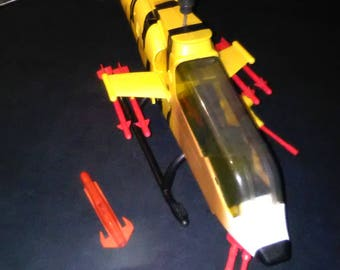 Vintage GI Joe Tiger Fly **1980's****** Check Out My other Listings