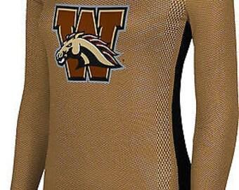 ProSphere Women's Western Michigan University Embrace Long Sleeve Tee (WMU)