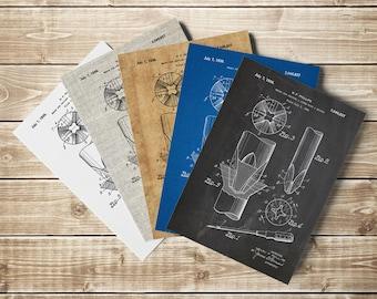Screwdriver Poster, Phillips Head Print, Phillips Printable, Man Cave Printable, Phillips Print, Screwdriver Print, Patent, INSTANT DOWNLOAD