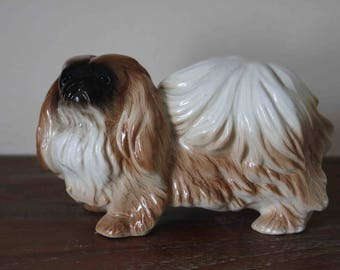 Coopercraft Pekingese dog ornament figurine  Good condition
