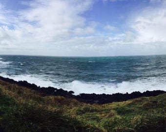 Oregon Coast Panoramic V