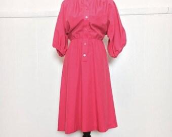 SALE 50s R&K Originals Pink Dress